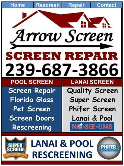 Naples Super Screen Installer